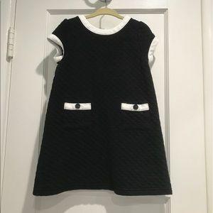 Quilted Gap sheath dress
